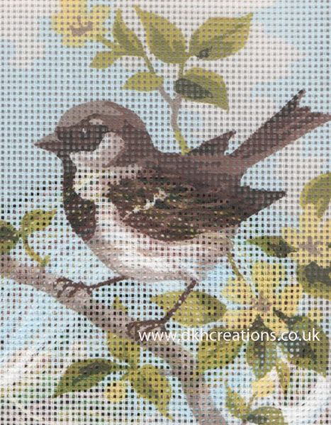 Sparrow Tapestry Kit